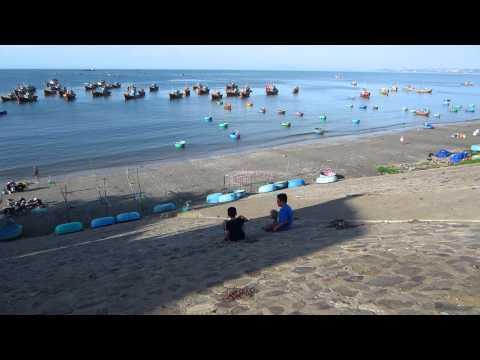 Vietnam - Mui Ne - Harbor - South Chinese Sea - December 1st, 2013