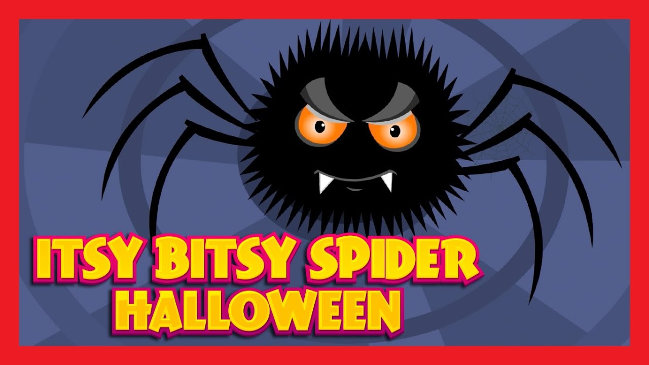 Itsy Bitsy Spider Nursery Rhyme With Lyrics