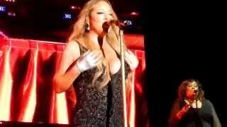 (HD) Mariah Carey - Touch My Body live Sirromet Wines, Brisbane, Queensland 16-11-2014
