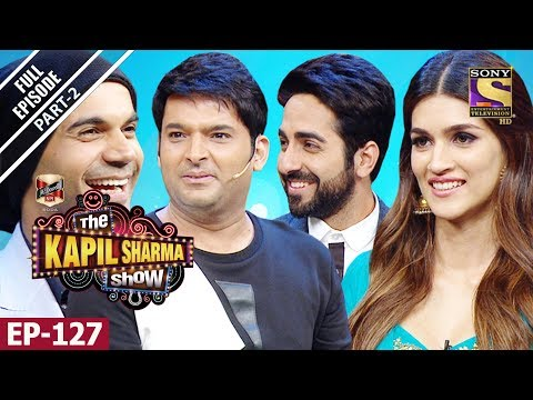 The Kapil Sharma Show - दी कपिल शर्मा शो - Ep - 128 - Bareilly Ki Barfi Special - 13th August, 2017