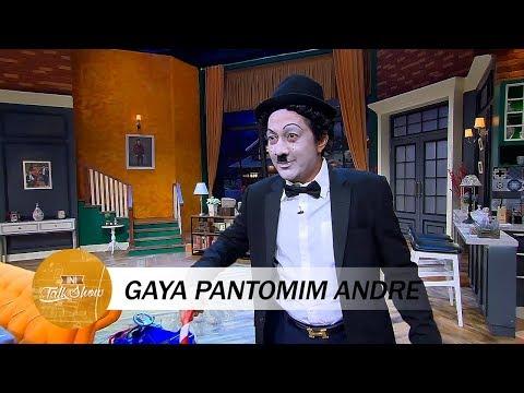Andre Berpantomim Syella & Nunung Tertawa Sampai Nangis