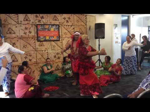 Samoan Taualuga (Samoan Language Week) in NZ