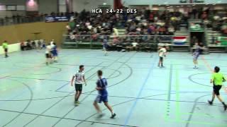 HC Aschersleben - Dessau-Roßlauer HV 25:23