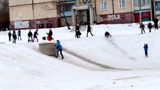 Копия видео Горка на Заречном,г.Кривой рог