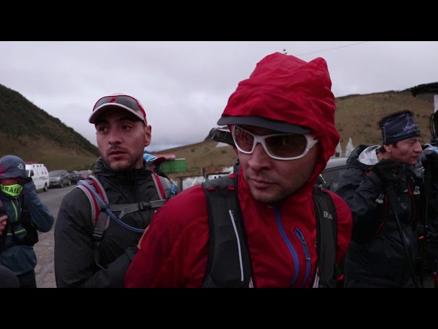 Maraton Nevado del Ruiz 2018