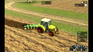 Agrar Simulator 2011. Теперь мы трактористы ;)