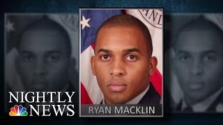 Maryland Police Officer Charged With Raping Woman At Traffic Stop | NBC Nightly News