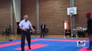 Oleg Sirotjuk vs Artjom Babajev