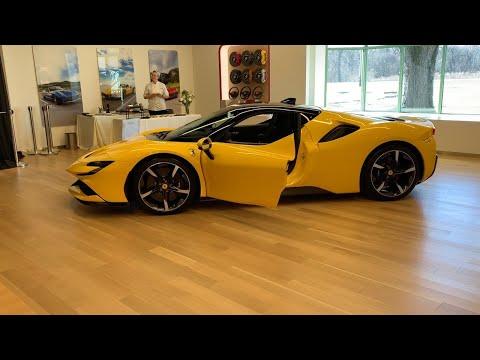 Ferrari SF90 Stradale + Koenigsegg, Pagani, FXX, LaFerrari, Monza