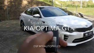 Kia Optima GT Sights & Sounds