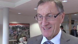 Herman Hollerith Zentrum (HHZ) - Interview mit Landrat Roland Bernhard