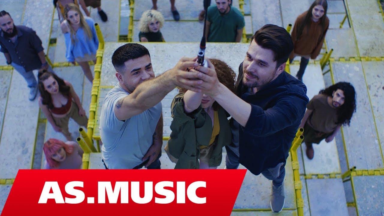Alban Skenderaj ft. Noizy - Drejt suksesit (Official Video HD) #1