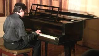 Alvaro Bruna - Sonata K.545- 1 movimiento. Mozart