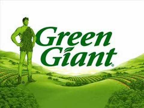 parodie pub geant vert