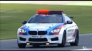 The BMW M MotoGP Experience