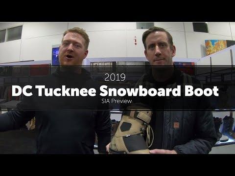 DC Tucknee Snowboard Boot - Preview
