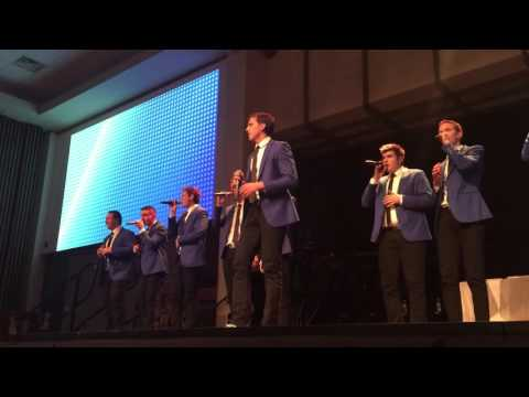 BYU's Vocal Point King of New York