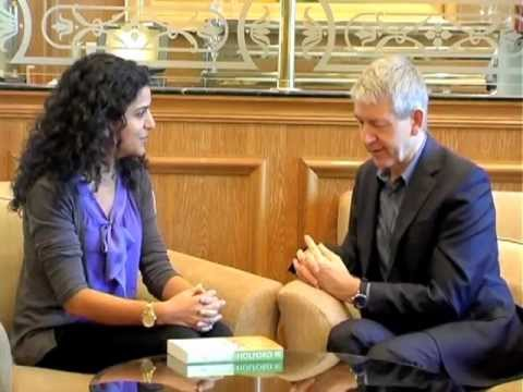 Alia Almoayed with Patrick Holford re Diabetes