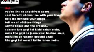 kahi to hogi wo DJ REMIX(with enlish subtitle and lyrics)A.R rahman best