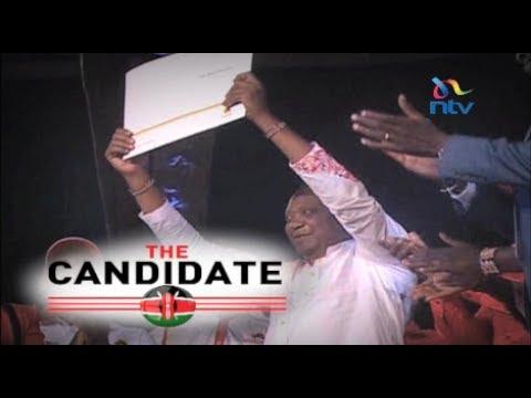 Jubilee Party Presidential candidate, Uhuru Kenyatta the new age politician