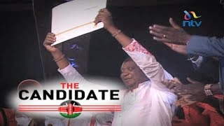 Jubilee Party Presidential candidate, Uhuru Kenyatta the new age politician