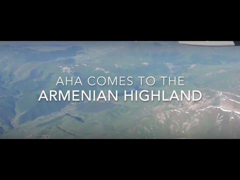 AHA Comes to the Armenian Highland