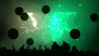 The Chemical Brothers - Saturate , Live @ Metronome Festival 2018, Prague