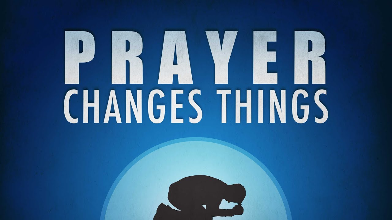 Pastor Mike Wells: Prayer Changes Things
