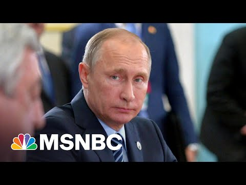 Biden White House Keeping An Eye On A Defiant Vladimir Putin | The 11th Hour | MSNBC
