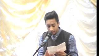 Jashan e Maulood e Kabaa   Wiladat of Imam Ali as   Qasida   Mustafa Mawji