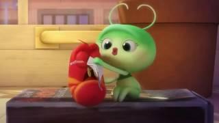 Larva Cartoon Official 90 MIN - Hoạt Hình LARVA | Ấu Trùng Tinh Nghịch Tập Phim Siêu Hài P1