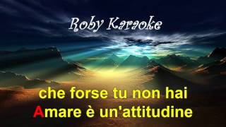 Скачать Karaoke Adriano Celentano Attraverso Me