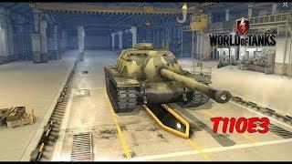 T110E3 - World of Tanks Blitz