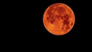 Nguyệt thực toàn phần - lunar eclipse in Viet Nam