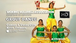WMA 2013 - Group Dance | Vande Mataram, Sadda Dil Vi Tu
