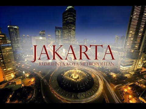 JAKARTA: Kumuhnya Kota Metropolitan