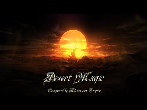 Relaxing Arabian Music - Desert Magic