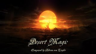 Relaxing Arabian Music - Desert Magic