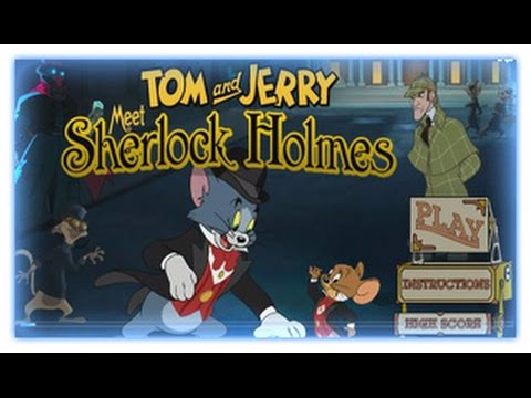 tom and jerry meet sherlock holmes graveyard antics roadshow