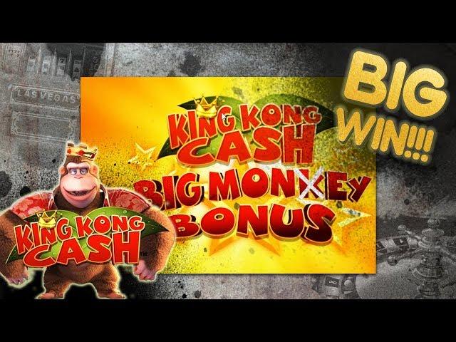 BIG WIN on King Kong Cash!!!!!