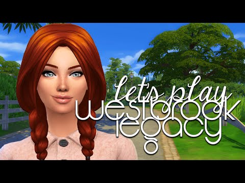 The Sims 4: Westbrook Legacy #3 - Scandal.