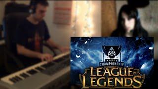 Warriors - Imagine Dragons (League of Legends 2014 World Championship)
