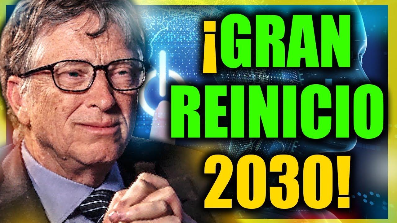 GRAN RESETEO ECONÓMICO 2021 ???????? | Los 3 Planes De La Élite Para Dominar El Mundo [REVELADO]