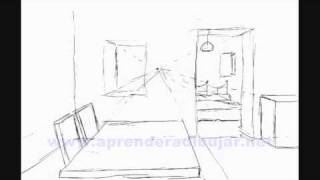 Download comment dessiner chanel videos - Dessin en perspective d une chambre ...