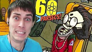 НОВЫЕ 60 SECONDS ! ВЫЖИВАЕМ В КОСМОСЕ ! - 60 PARSECS [Прохождение На Русском - Обзор / Gameplay]