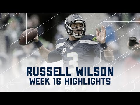Russell Wilson Throws 4 TDs vs. NFC West Rival Cardinals | NFL Week 16 Player Highlights