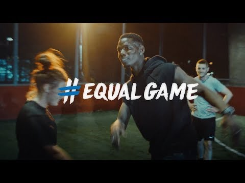 UEFA ADVERT FT MESSI, RONALDO, HEGERBERG & POGBA