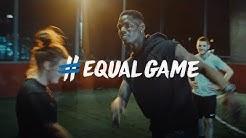 2017/2018 #EqualGame TV ad