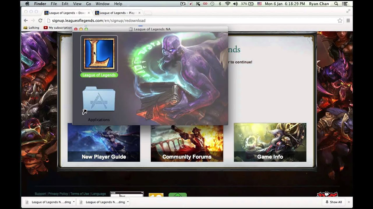 OFFICIAL   League of Legends Mac Download WORKING IN 2017  LEGAL     OFFICIAL   League of Legends Mac Download WORKING IN 2017  LEGAL    YouTube