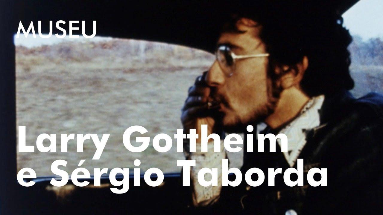 Encontro com os filmes de Larry Gottheim e com os vídeos de Sérgio Taborda